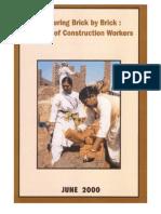 Labouring Brick by Brick
