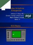 Cardiac Arrhythmia Emergencies