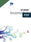 Galaxy S III Benutzerhandbuch