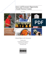 Energy Efficiency and Economic Opportunity in Grand Traverse County