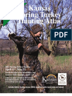 2012 Kansas Turkey Atlas