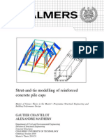 Strut-And-tie Modelling of Rc Piles