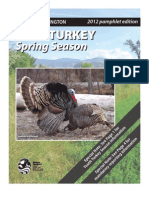 2012 Washington Turkey Brochure