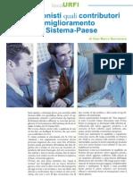 I Professionisti Nel Miglioramento Del #Sistemapaese Articolo Del 15 Giugno 2012