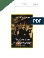 James Ellroy - Noches en Hollywood