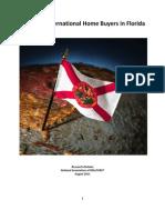 2011 Florida International Survey 2011-08-22