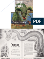 Monster of Walgren Lake - NEBRASKAland Magazine