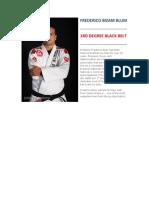 Frederico - Jiu Jitsu