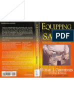 Christensen & Savage_Equipping the Saints