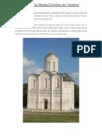 Catedrala Sfantul Dimitrie Din Vladimir