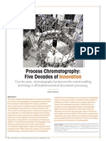 Process Chromatography Five Decades of Innovation