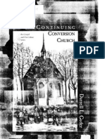 Guder, L. Darrell -- The Continuing Conversion of the Church