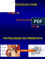 Patologias da Prostata