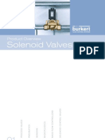 Burkert Product Overview 01 Solenoid Valves