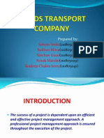 Goods Transport Company