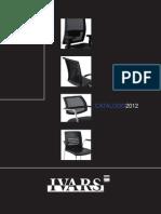 Ivars Catalogo 2012