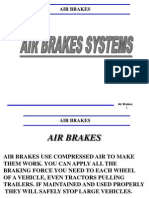 Air Brakes Systems