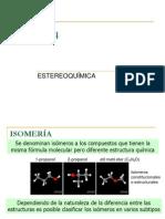 Unidad+4+Estereoquimica