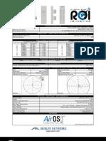 Guia de Antena Ubinquiti Nanostacion5 Especificaciones Tecnicas