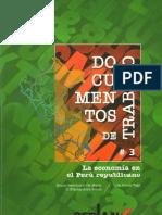 LPV Economia Peru Republicano