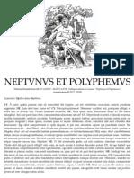Coll. Polyphemi Et Neptuni