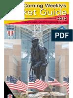 Pocket Guide 2012