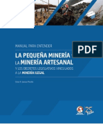 Manual_mineria Artesanal y Pequenia Mineria