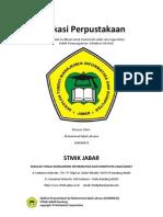 Tugas Pemrograman Database
