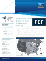 NA Industrial Highlights Q1 2012