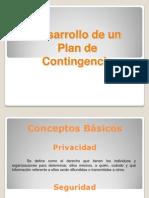 Plan de Contingencias Informatico
