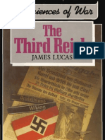 Experiences of the Third Reich
