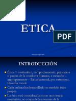 2.- Etica