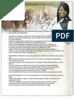 Kathy Mcclary Resume