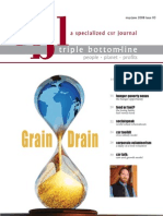 TBL Issue 3 Grain Drain