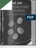 Max Aub - Conversaciones con Buñuel