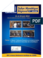 Salon de La Monetique 2012