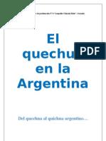 Historia del quechua y del aymara y la situación sociolingüística actual