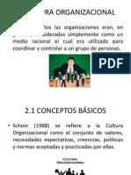 PRESENTACIÓN DE CULTURA