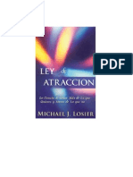 Michael J Losier - Ley de Atraccion