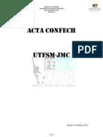 Acta CONFECH 19 de Mayo