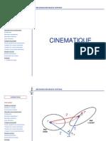 Cinematique Cours