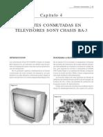 2917272 Fuentes Conmutadas en Televisores Sony Chasis BA3