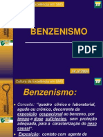 Benzenismo