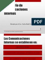 Seminario Comunicaciones Internas Castro