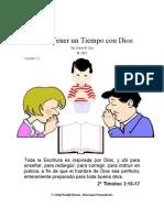Devociones Estudios Biblicos