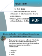 Clase Power Point