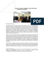 articulo Educación ambiental 2010