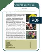 WorkspaceGBES Action Plan 2012-2013