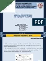 Mezcla de Mercadeo. hp