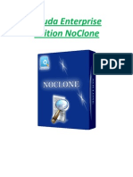 NoClone Enterprise Edition Ayuda